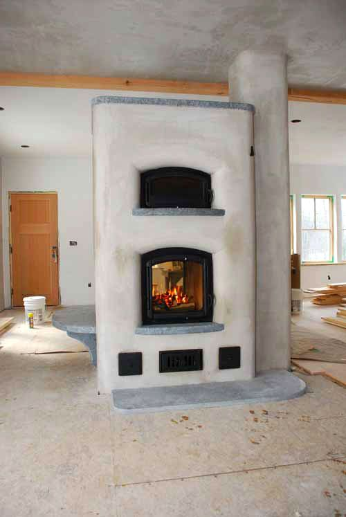 Masonry Heater Photo Gallery | Wood Burning Heater Projects | Maine Wood  Heat Co. - Best 25+ Wood Burning Heaters Ideas On Pinterest Wood Stoves