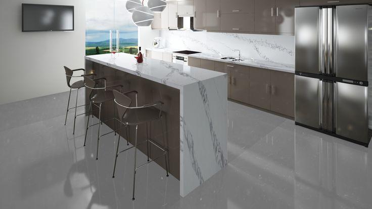 Bq8670 Borghini New And Exciting Colour Vicostone Quartz