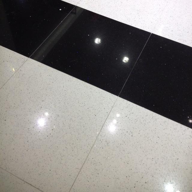 Sparkle Quartz Floor Tile Inspire Me Home Decor
