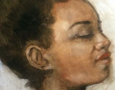 """Check out new work on my @Behance portfolio: """"delicate - oil on paper (COPY)"""" http://be.net/gallery/35265095/delicate-oil-on-paper-(COPY)"""