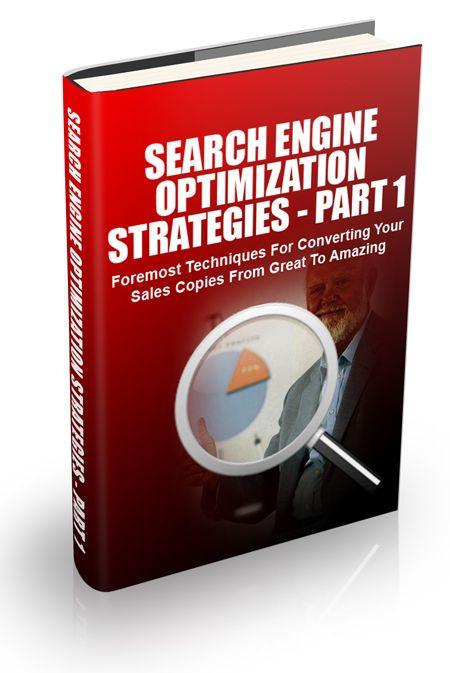 Search Engine Optimization Strategies 2015 Part 1 - eBook