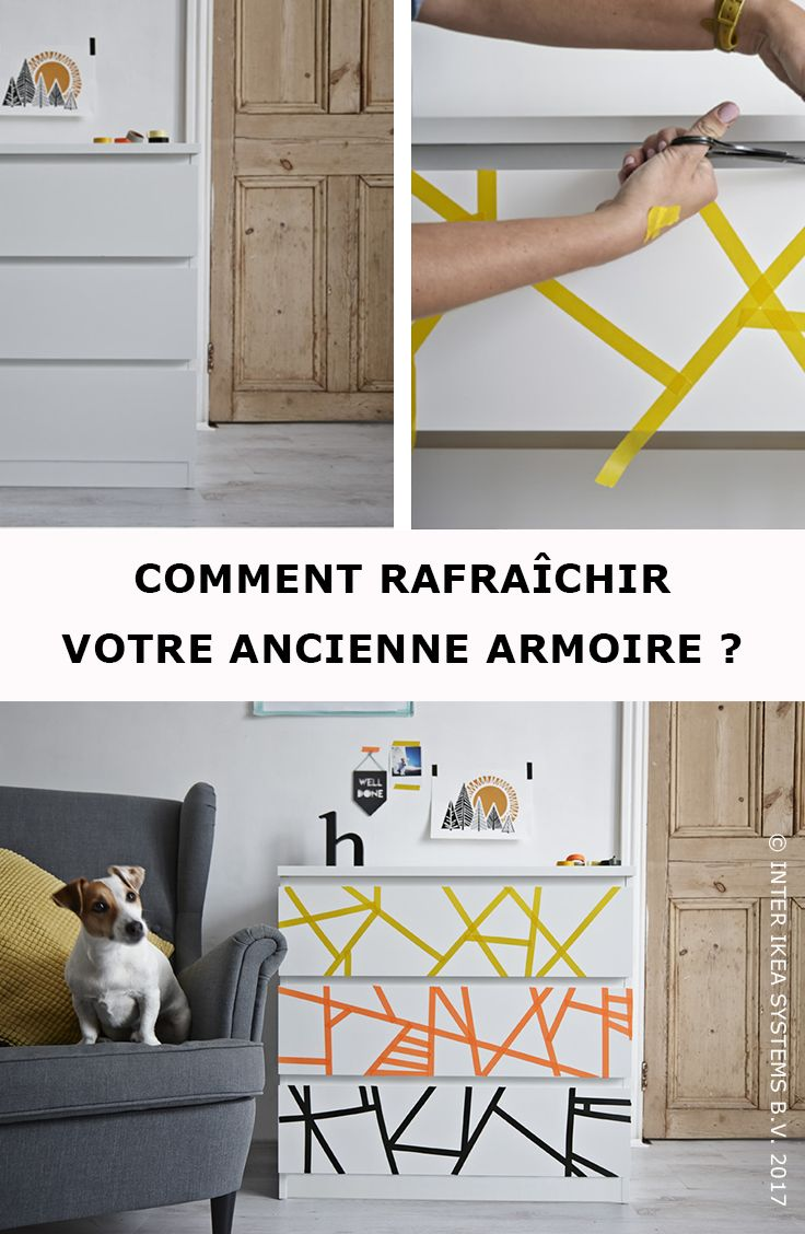 les 25 meilleures id es de la cat gorie rouleau adh sif pour meuble sur pinterest rouleau. Black Bedroom Furniture Sets. Home Design Ideas