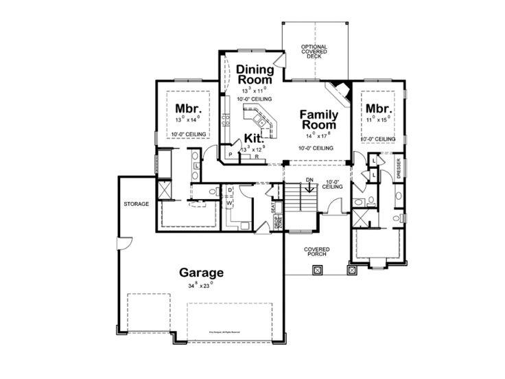 Dual Master Bedroom Floor Plans: Dual Master Bedrooms