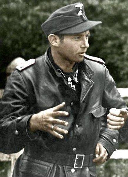 SS-Obersturmführer Michael Wittmann
