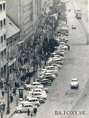 Staré a ešte staršie fotky Bratislavy   Človek a mesto