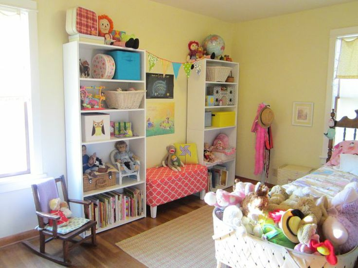 5 Ingredients for a Fabulously-organized, budget-friendly kid's room | Jessica Flores Design
