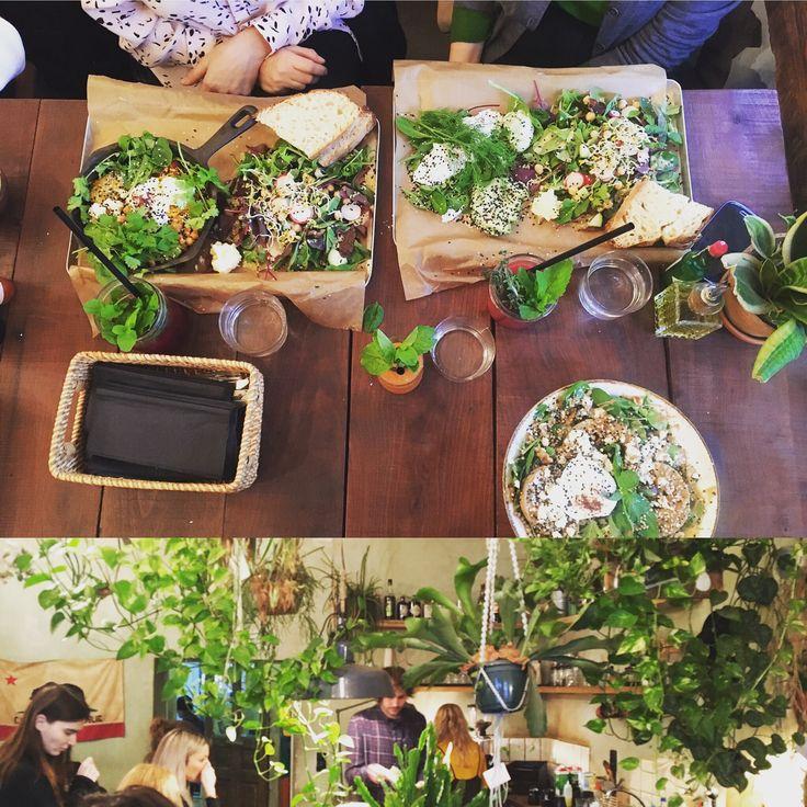 Roamers green food in Berlin Neukölln