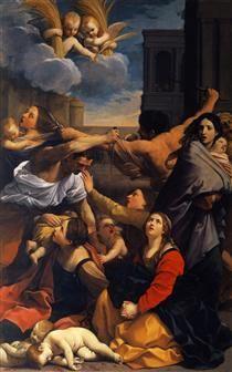 Strage degli Innocenti - Guido Reni
