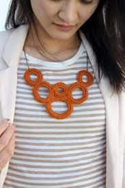 Image result for crochet necklace