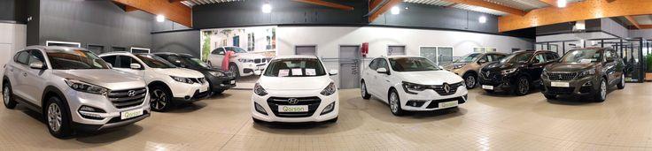 Voir, toucher ou monter à l'intérieur... c'est possible pour de nombreuses voitures exposées dans le showroom de Qarson !