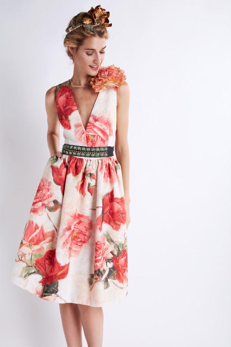 Mejores 213 imágenes de Vestidos de fiesta y madrina en Pinterest ...