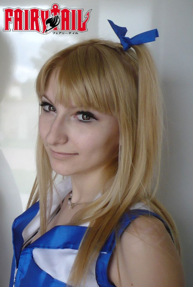 Marty Lucy Heartfilia Cosplay Photo - WorldCosplay