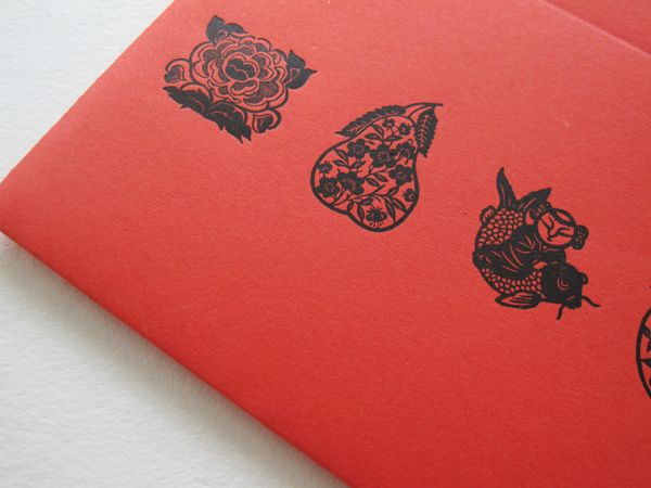 Red Packets by archer zuo, via Behance
