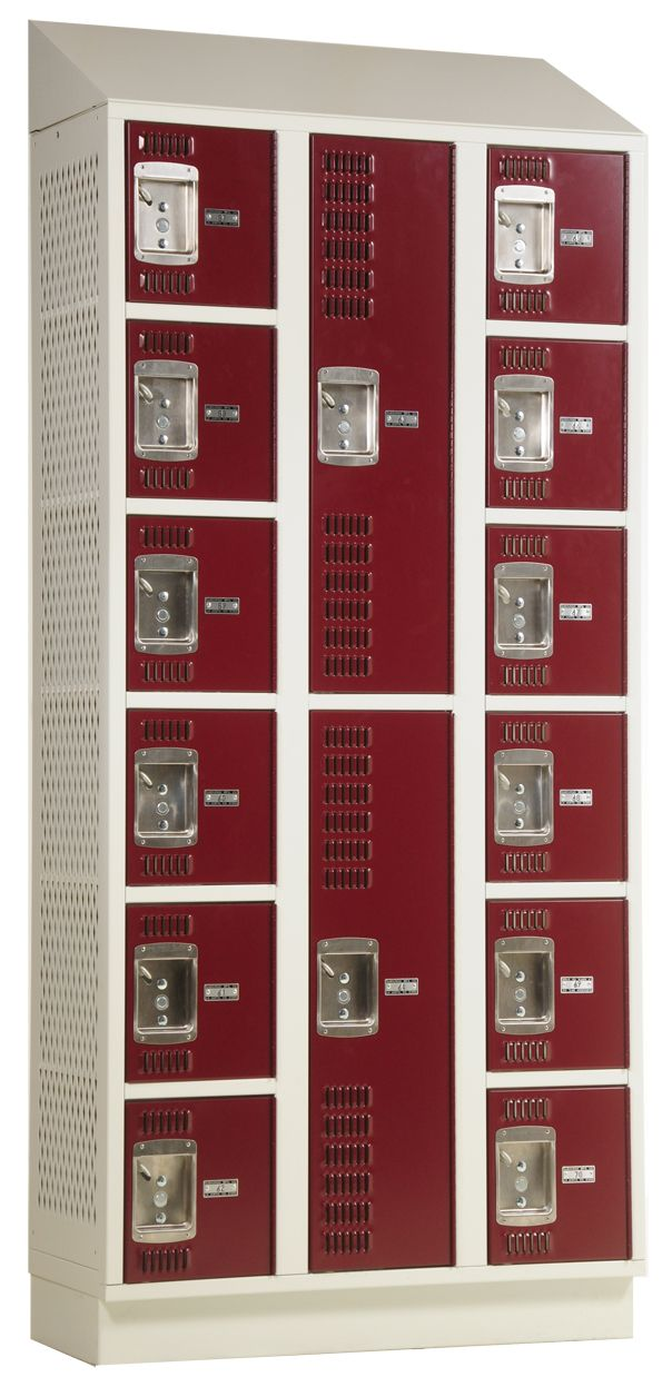 #AllAmericanLockers #CorregidoorPE The Corregidoor P.E. lockers give you the power to stop choosing between DeBourgh quality and an affordable price.