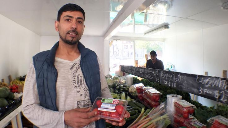 New Moss Park Market brings fresh produce to low income residents