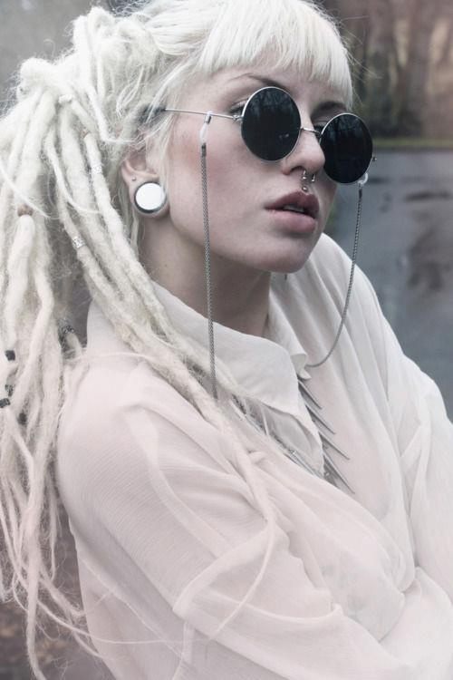 White dreads. I'm considering starting an organization to picket white people having dreads.