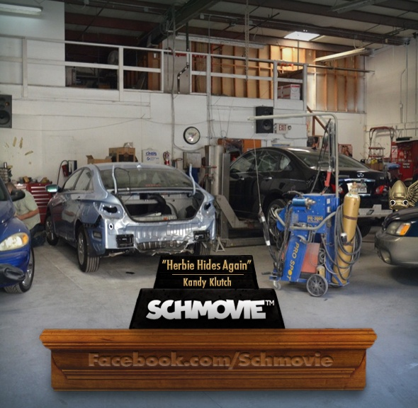 "AND THE SCHQUID FOR A DRAMA ABOUT A MISSING CAR GOES TO... ""Herbie Hides Again"" (Kandy Klutch) with 16 votes. Congratulations, Kandy! Here's your Schquid! Wait… where did we park?"