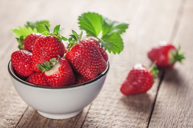 Three Benefits of Strawberries Looking for a sweet piece of fruit bursting with nutrients and benefits? Look no further than the ever-versatile strawberry.  Strawberries are rich in vitamins A, C and B12, folate, phosphorus, potassium and are very rich in fiber.