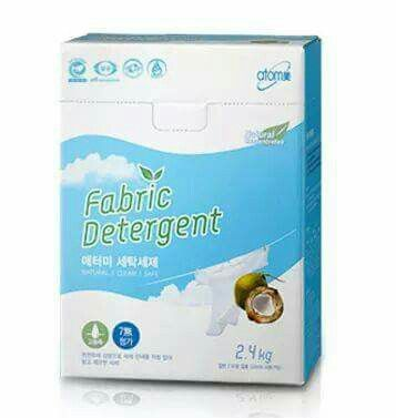 A herbal detergent for your clothes