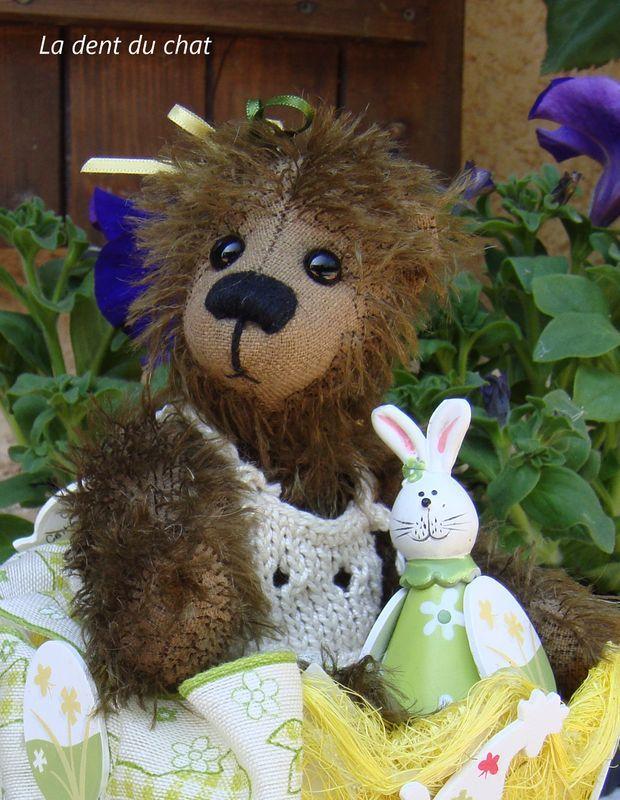 L'ours de Pâques
