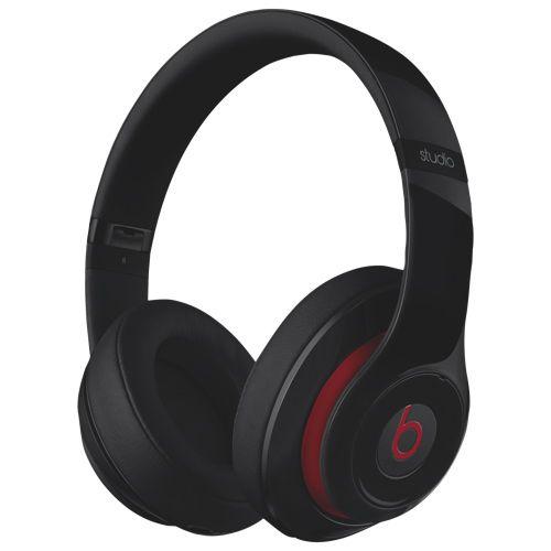 Beats by Dr. Dre - Beats Studio Over-Ear Noise Cancelling Headphones - Black
