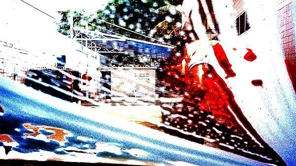 Olympus XA 1: Scenes At The Car Wash 04