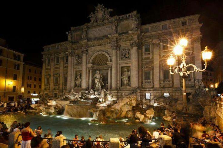 Rome w/ Tourists
