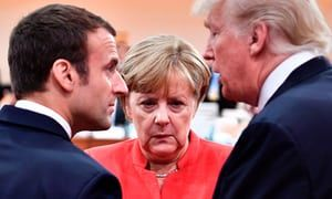 After a 12 months of Trump, very good news for Europe – he does not care about us   Natalie Nougayrède