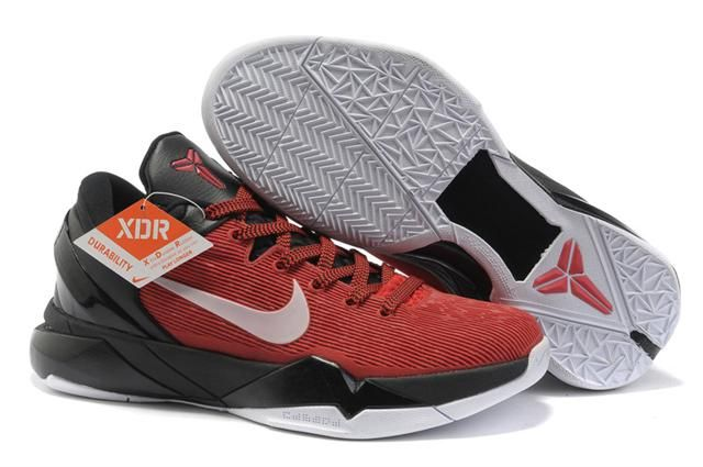 https://www.kengriffeyshoes.com/nike-zoom-kobe-7-red-black-white-p-989.html NIKE ZOOM KOBE 7 RED BLACK WHITE Only $78.99 , Free Shipping!