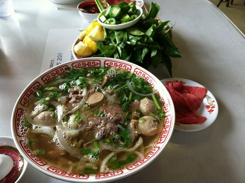 Recipes for one: Pho, the pinnacle of comfort foods