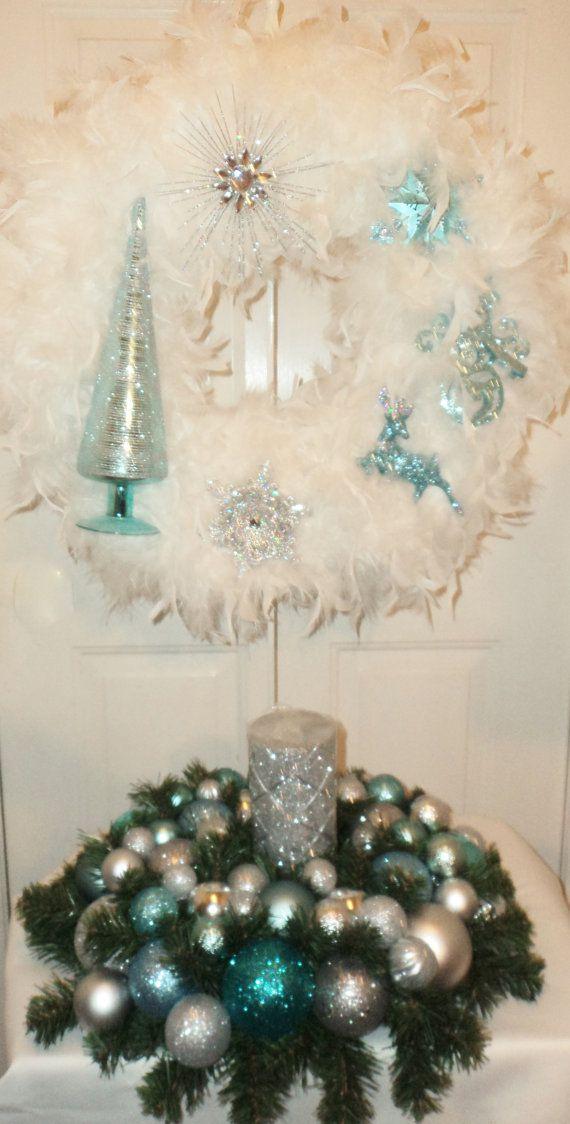 160 Best BLUE Christmas Magic Images On Pinterest Merry