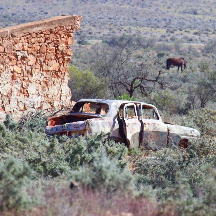 Road trip Broken Hill