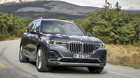 Bmw Finally Has A Full Size Seven Seat Suv Mc Luxury Car Brands