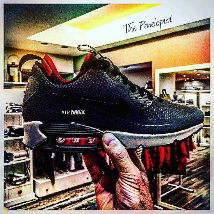 ⚫️NIKE AIR MAX 90 MID WINTER   ⚫️New In - Now In Store- Soon Online  #Penelope47  #ThePenelopist #nike #airmax #airmax90 #sneakers #sneakerhead #style #new #beautiful #sotd #EnjoyTheStyle #pistoia #prato #firenze