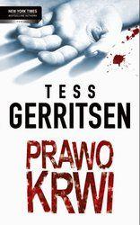 Prawo krwi -  Tess Gerritsen.ebook książki books ebooks gazety prasa press pdf mp3 epub kindle mobi.