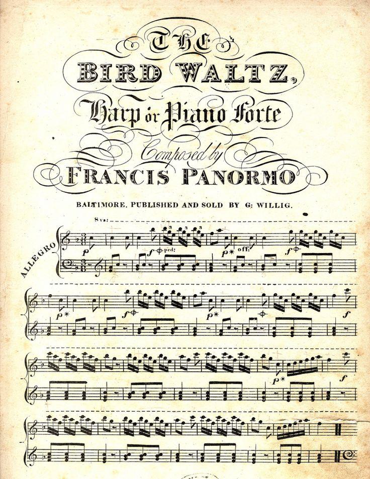 Piano immortals piano sheet music : 314 best Sheet Music images on Pinterest | Sheet music, Music ...