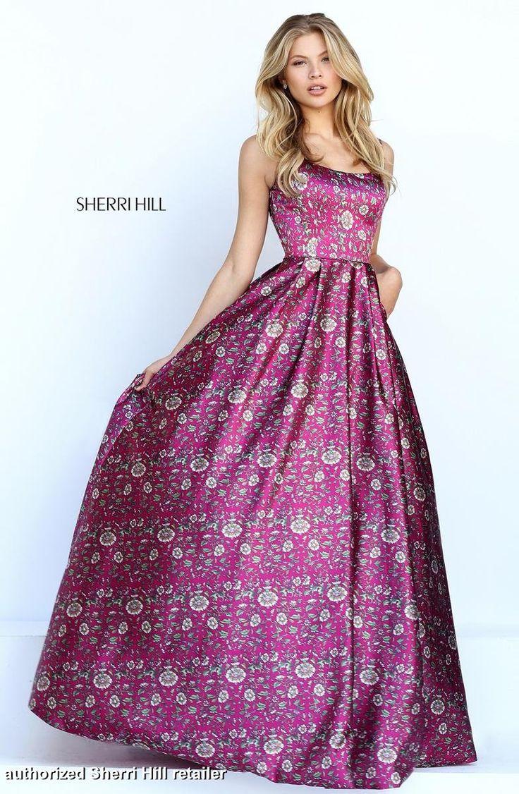 406 mejores imágenes de Sherri Hill 2017 en Pinterest   Vestidos de ...
