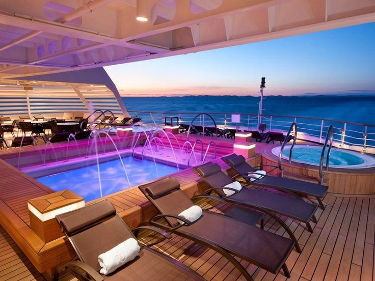 6 Extravagant Luxury Cruises That Should Be On Your Bucket List
