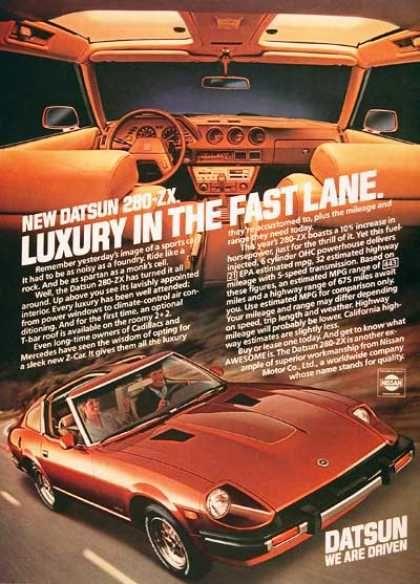 Datsun 280 ZX (1981)