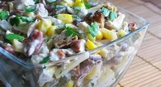 9 вкуснейших салатов на каждый день