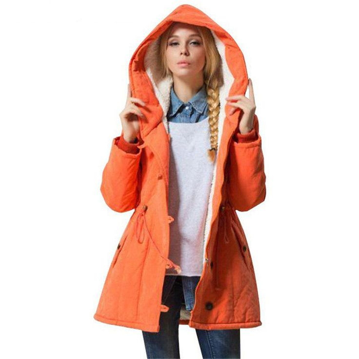 Hot Sale Plus Size Winer Coat Women Winter Jacket Cotton Padded Female Long Section Cashmere Coat Winter Jackets Parka 4XL C1612 #Affiliate