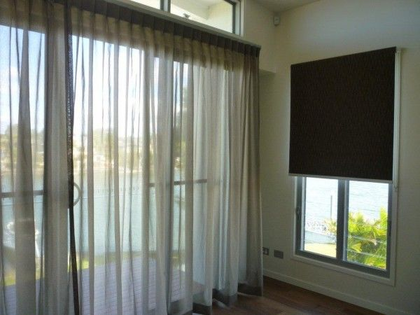 The 11 Best Images About Bifold Door Curtains On Pinterest