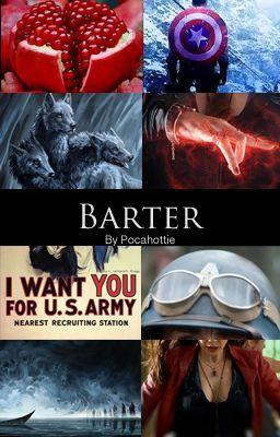 Barter (ScarletAmerica) - Learning #wandamaximoff catches #steverogers doing a little mirror gazing. #captainamerica #scarletwitch #scarletamerica #wattpad #fanfiction