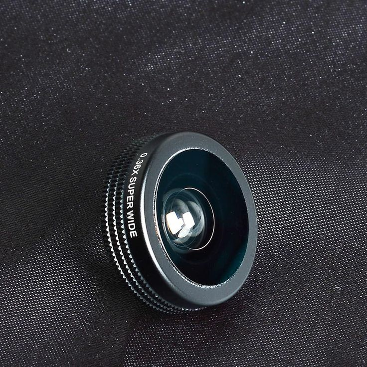 7 in 1 Phone Camera Lens Kit  0.38x Super Wide Lens
