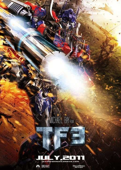 Transformers 3 – Transformers: The Dark of the Moon full türkce dublaj film izle