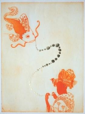 Jeanne Picq, galerie L'oeil ouvert
