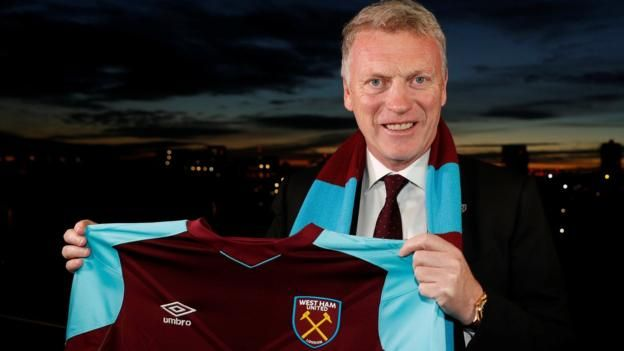 """David Moyes: West Ham's new manager says he has a 'point to prove'  