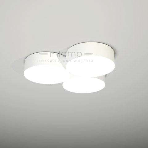 Plafon LAMPA sufitowa ZAMA 133 133/GX53/CZ Shilo czarny