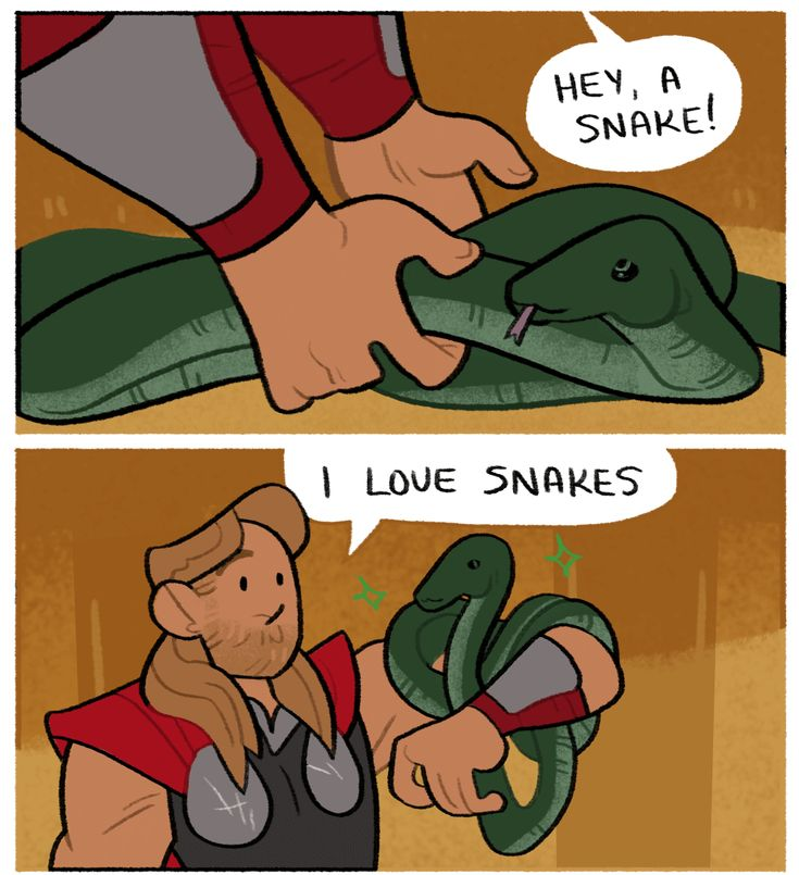 get ready for a lot of orange, he ruined snakes forEVER more thor comics on...