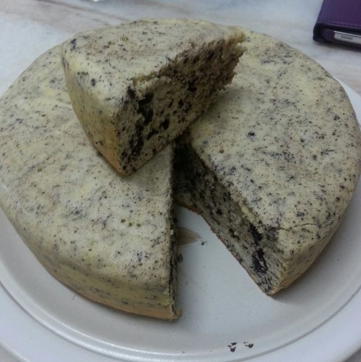 Oreo cheesecake using rice cooker | First Attempt Baking